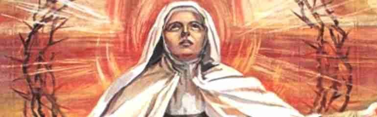 St. Mariam of Jesus Crucified Feast Day
