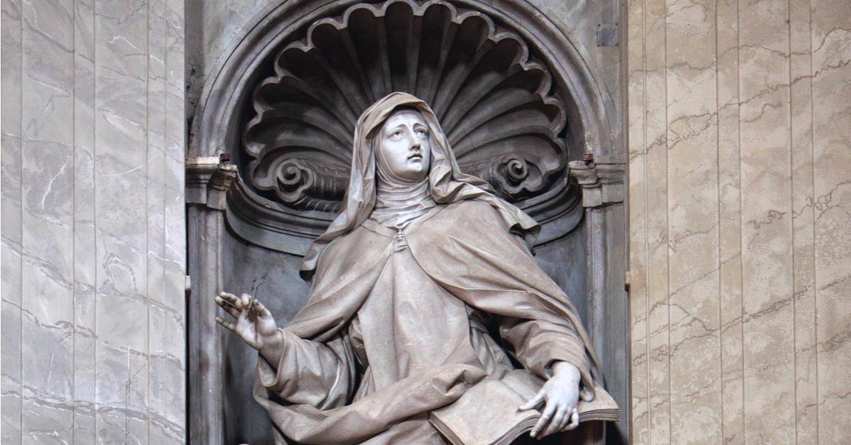Feast Day of St. Teresa of Jesus (Avila)
